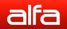 Алфа ТВ лого