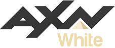 AXN White logo
