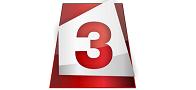 Официално лого на Канал 3